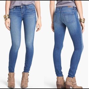 Articles of Society Mya Vintage Wash Jeans
